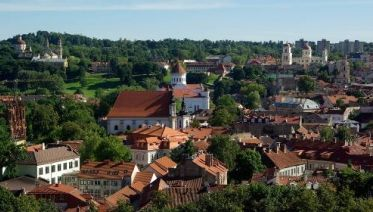 Lithuania - Vilnius to the Coast