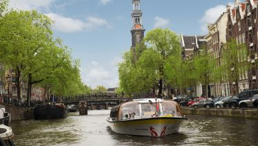 Live guided: Rotterdam, Delft & The Hague + Canal Cruise