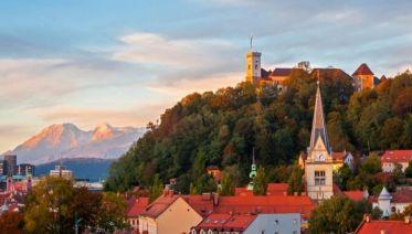 Ljubljana Sights and Bites