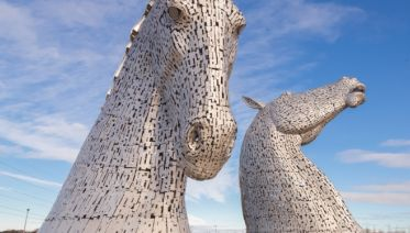 Loch Lomond, Stirling Castle and The Kelpies