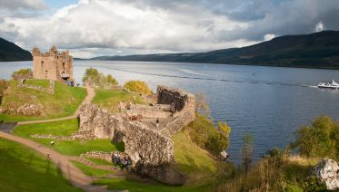 Loch Ness, Glencoe & The Highlands Tour