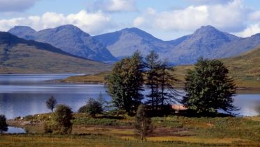 Lochs, Castles and The Kelpies