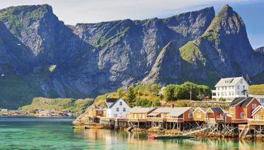 Lofoten Islands & Norwegian Fjords