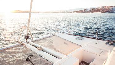 Lofoten: Arctic Sail Safari to Trollfjord