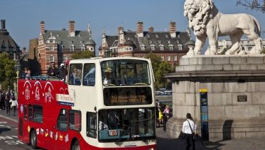 London Sightseeing Bus Experience