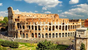 London To Rome Highlights