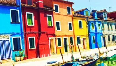 London To Venice By Rail