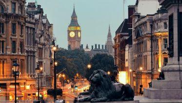 London Welcome Package 4D/3N