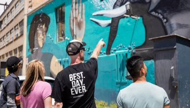 Lonely Planet Experiences Private Cape Town Tour: Salt River Street Art