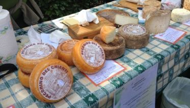 Lonely Planet Experiences Private Florence Tour: Morning Market Food Tasting at Sant'Ambrogio