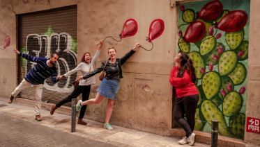 Lonely Planet Experiences Private Mallorca Tour: Street Art of Palma