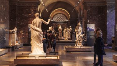 Louvre and Versailles Tour