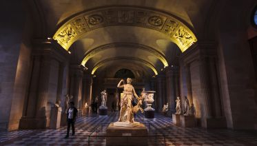 Louvre Highlights Express