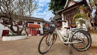 Luang Prabang City Bike Explorer