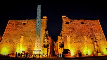 Luxor Tour From Hurghada 1 Day Trip