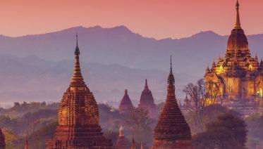 Luxury Irrawaddy