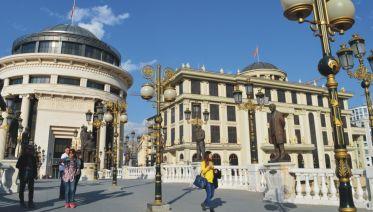 Around Macedonia from Skopje