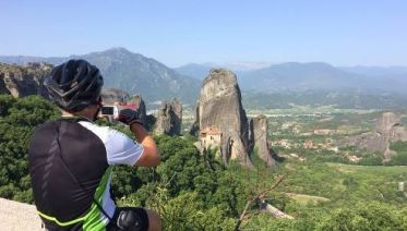 Macedonia to Meteora Self Guided Cycle