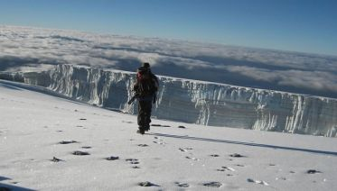 Machame Route To Mt. Kilimanjaro Trekking