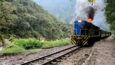 Machu Picchu by Train Adventure