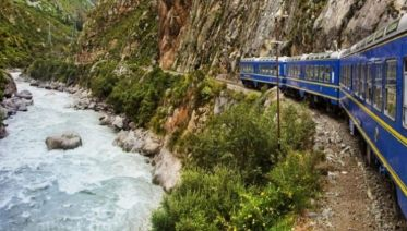 Machu Picchu Luxury Tour - Train Hiram Bingham from Cusco