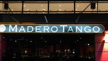 Madero Tango Dinner & Show Platea