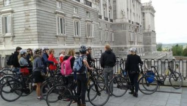 Madrid Bike Experience