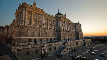 Madrid In A Day: Early Entry Royal Palace & Prado Museum