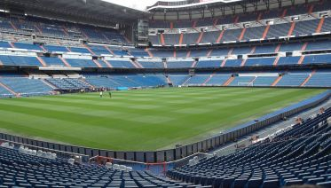 Madrid Panoramic Tour and Bernabeu Stadium