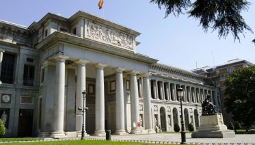 Madrid Panoramic Tour and Prado Museum