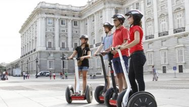 Madrid Segway Tour