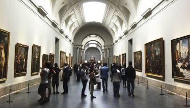 Madrid Walking Tour & Guided Museo del Prado