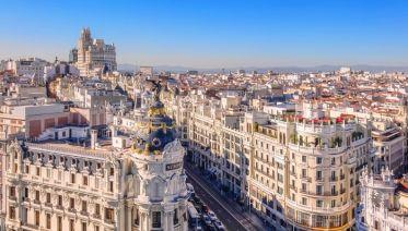 Madrid Walking Tour & Tapas