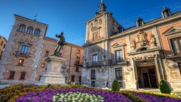 Madrid Walking Tour