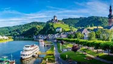 Magical Rhine & Moselle Rivers