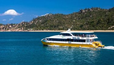 Magnetic Island to Townsville Ferry