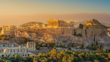 Mainland Greece + Wonders of Turkey