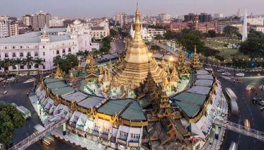 Majestic Myanmar 2017/18