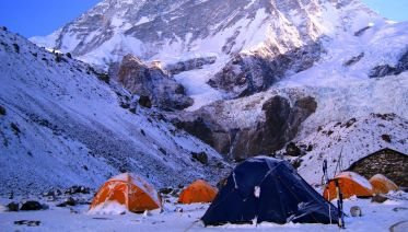 Makalu Base Camp - An Adventure Of A Lifetime