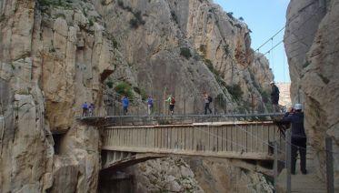 Malaga And King's Little Pathway, City Break