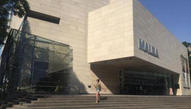 Malba Museum & Walking Tour