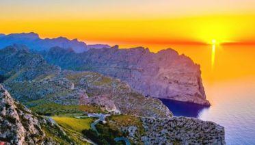Mallorca Coast and Mountains