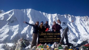 Manaslu Circuit Trek-14 days