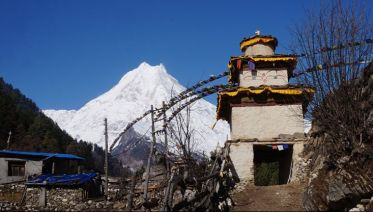 Manaslu Circuit Trek: 14 Days