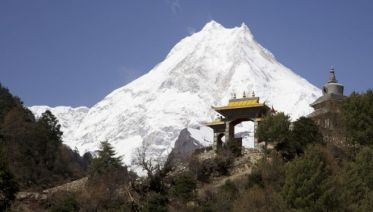 Manaslu trek Tours