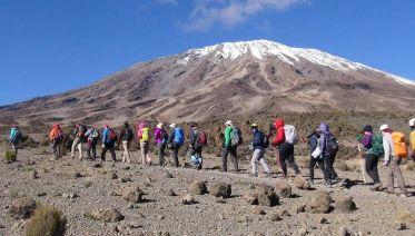 Marangu Route -Kilimanjaro Trekking