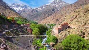 Marrakech And The High Atlas