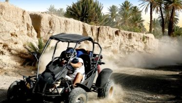 Marrakech Dune Buggy Experience