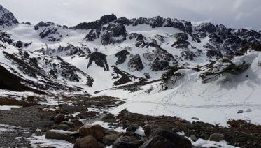 Martial Glacier Trekking