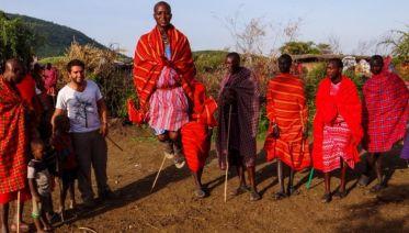 Masai Mara Interactive, Lake Nakuru & Amboseli Safari 6D/5N